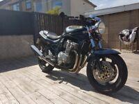 Suzuki bandit 600cc mk1