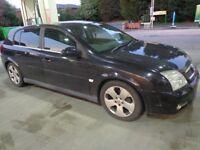 AUTOMATIC 53 reg black vauxhall signum diesel+mot+tax good runner need some tlc DRIVEAWAY/DELIVERY