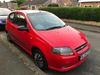 CHEVROLET KALOS 1.2 S 12 MONTHS MOT WITH FULL SERVICE HISTORY