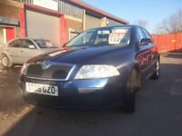 2008!Skoda Octavia 1.6 FSI full year mot great driving family hatchback