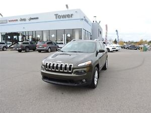 2015 Jeep Cherokee North-BACK UP CAMERA, SELEC-TERRAIN,PROXIMITY