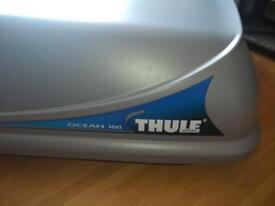 Thule roof box (ocean 100)