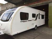 2012 SWIFT CHALLENGER 586 SPORT caravan