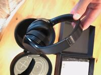 Best Wireless Noise Cancelling Sony Headphones only used once!