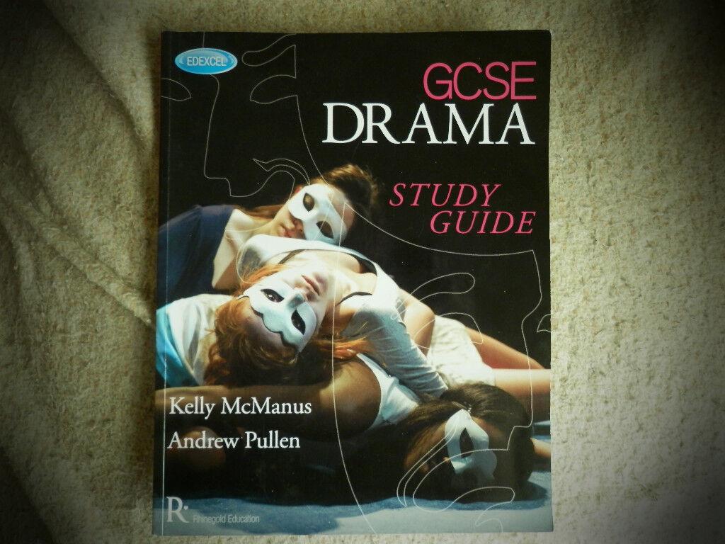 GCSE Drama Study Guide [Edexcel]