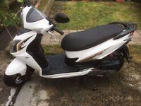 Sym Jet 4 125cc scooter