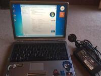 Sony Vaio laptop, 2 gb RAM, 160 HDD, Office 2010