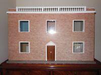 Bespoke Handmade Dolls House 12th Scale.