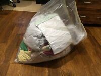 HUGE bag of girls clothes - age 12-18 months approx