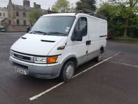 2004 Iveco Daily SWB 2.3 Unijet engine - trade ins and swaps welcome