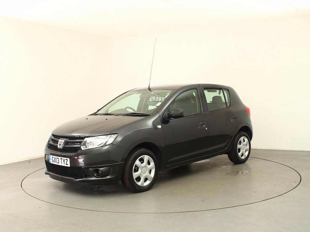 dacia sandero ambiance dci black 2013 in blackwood caerphilly gumtree. Black Bedroom Furniture Sets. Home Design Ideas