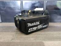 MAKITA 18v LXT LI-ION BL1840b (4AH) (BATTERY GAUGE) ,,,,,,DeWALT