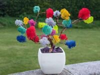 Handmade decorations that last a lifetime and can be made in a lot of different colours