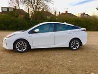 2016 (UK Model) Toyota Prius 1.8 Business Edition Plus Hybrid 5dr | Top Spec | With PCO | Prius 66