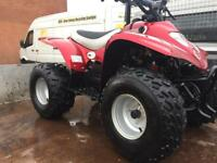 Apache rlx 100 quad bike 100cc kids quad must see