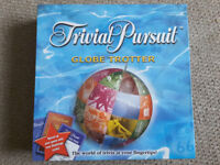 Trivial Pursuit Globe Trotter edition like new