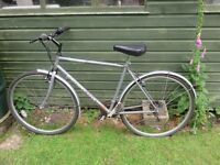 """Mens British Eagle Richmond 21"""" cycle for spares or repair"""