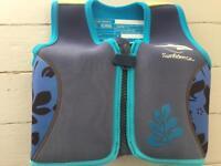 Konfidence toddler swim jacket, Class B (upto 20kg)