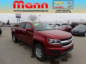 2015 Chevrolet Colorado 4WD WT - Remote start, Cruise control, R