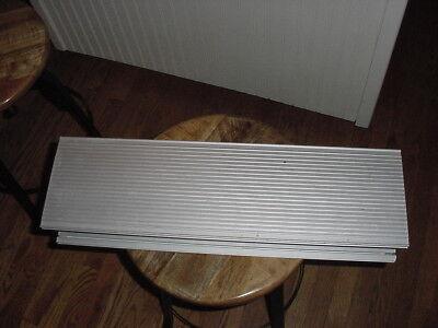 Original Whelen 9000 24 Lightbar Light Bar Factory Frame Snowflake Mini-edge
