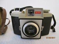 Kodak brownie, cresta 3, camera