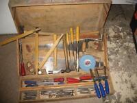 carpentry tools,