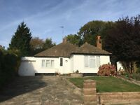 RECENTLY REFURBISHED FOUR BEDROOM, UNFURNISHED BUNGALOW only a few minutes walk to Orpington station