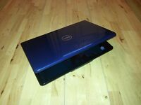 """Dell laptop 15.6"""" widescreen, webcam clean and set up for a new owner"""