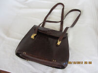 Russell and Bromley Brown Shoulder Handbag
