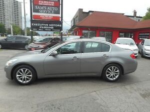 2007 Infiniti G35X DEALER MAINTAINED ONLY WITH RECORDS!!