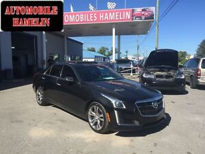2014 Cadillac CTS ctsv 3.6L Twin Turbo Vsport bas kilo
