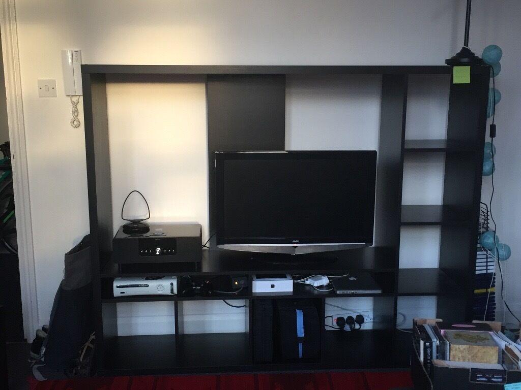 TV Unit Stand Media Storage