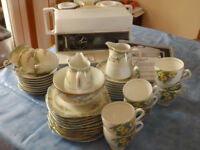 Goblin Teasmade and assorted china some Noritake