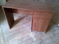 small student wooden desk