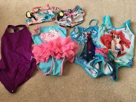 Girls swimwear age 4-5