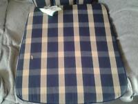 2 piece seat cushion, new REDUCED