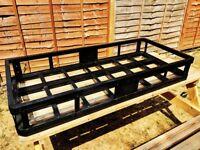 Custom Roof Tray / Rack for 4x4 - Aluminium