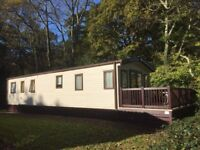 2016 Static Caravan Holiday Home For Sale, Hoburne Bashley, New Forest, Hampshire, Decking Included