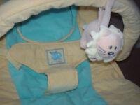 m&p bouncy chair