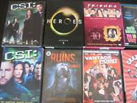 DVD Collection & TV Series