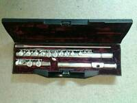 Buffet Crampon ARC Silver plated Flute