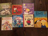 13 Children's book ages 3-5