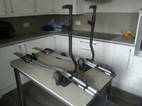 Set of Thule Roof Mounted Bike Racks For Sale