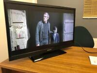 "Sharp 32"" HD tv with freeview hdmi excellent Condition"