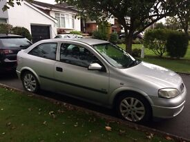 Recently M.O.T Vauxhall Astra for sale