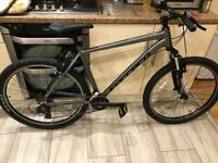 Nearly new Carrera Valour Mountain Bike