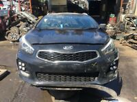 KIA CEED GT-LINE 2016 2017 2018 1.6 CRDI BREAKING SPARES PARTS ENGINE AUTO GEARBOX AIRBAG INTERIOR