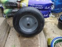 brand new wheel barrow wheel