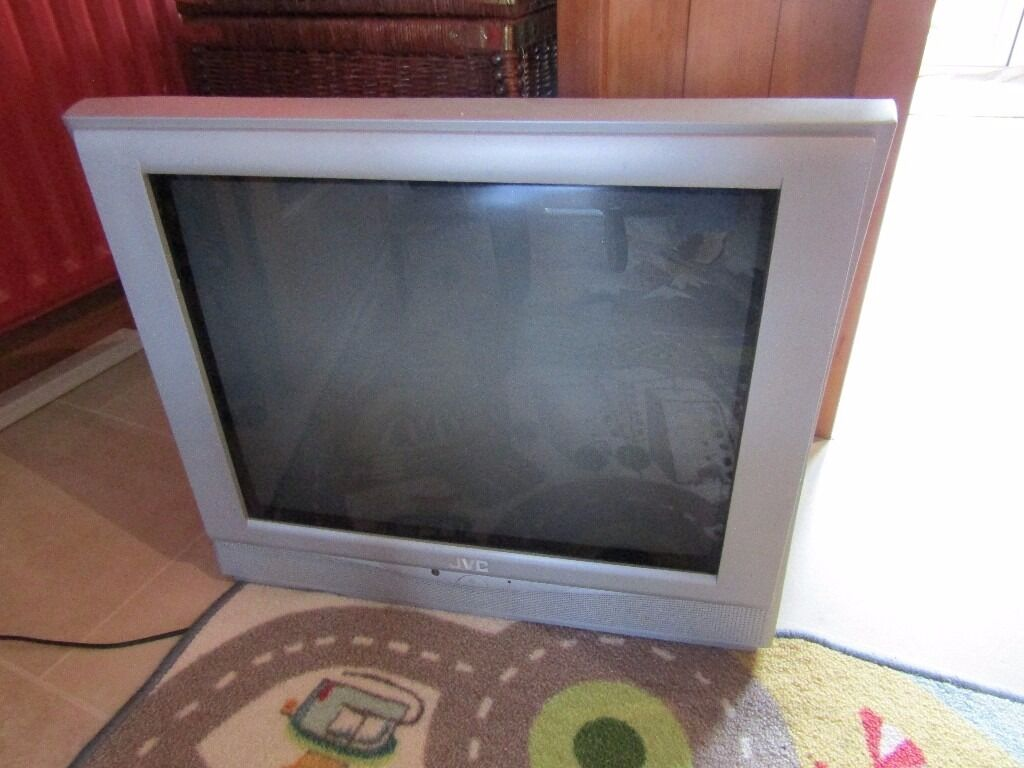 Free tvin Newtownabbey, County AntrimGumtree - free free free 20 inch tv for free silver with large back