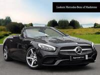 Mercedes-Benz SL SL 400 AMG LINE (black) 2016-07-08